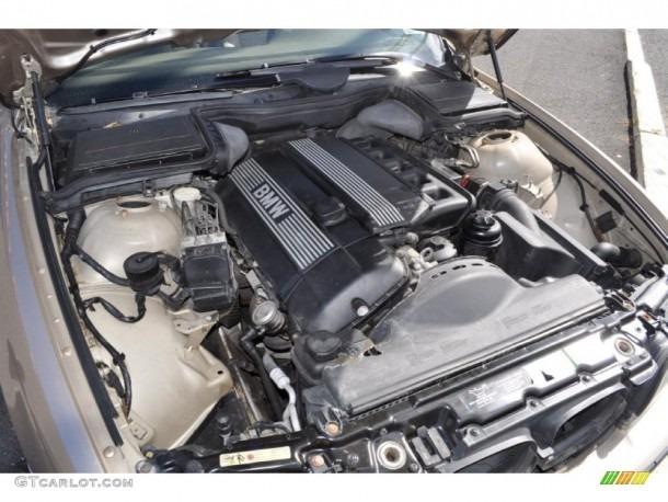 1997 Bmw 528i Engine Diagram