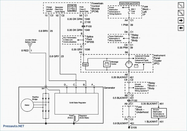 Bosch Regulator Wire Diagram