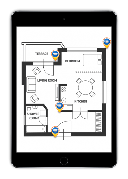 Planning And Positioning  Setting Up Your Home Security System
