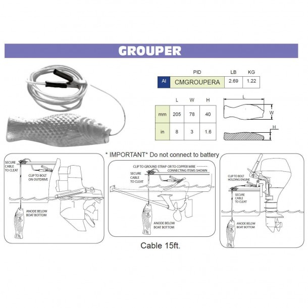 Boat Anode Wiring Diagram