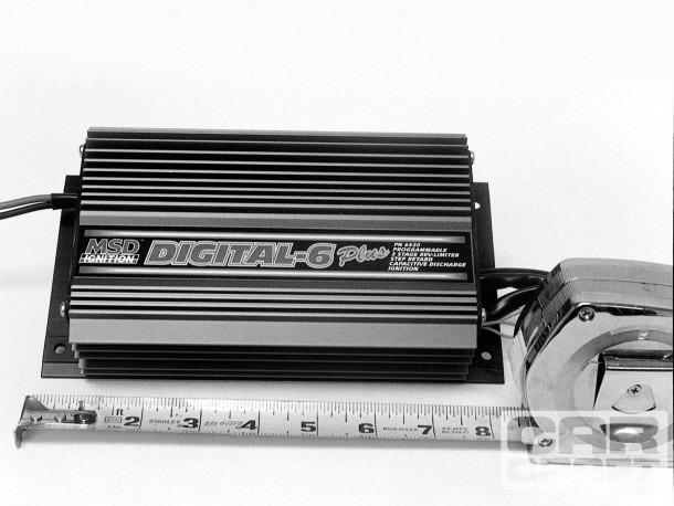 Msd Digital 6 Plus Wiring Diagram