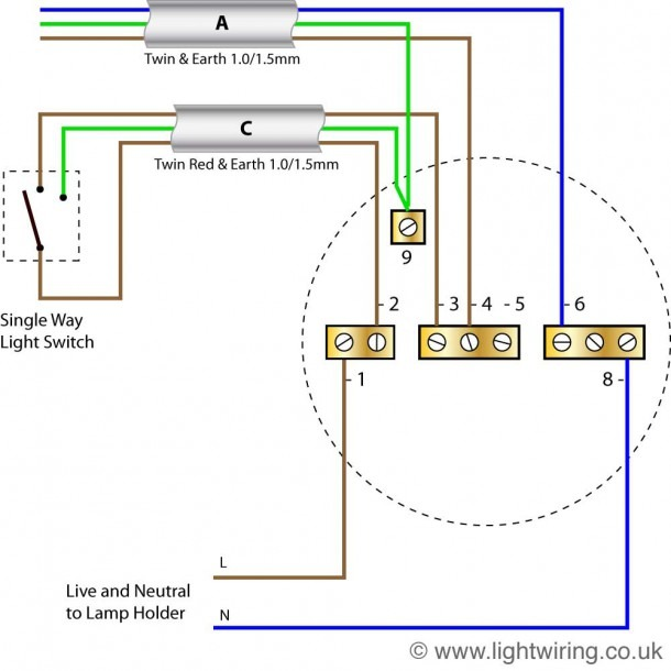 Lighting Wiring Diagram