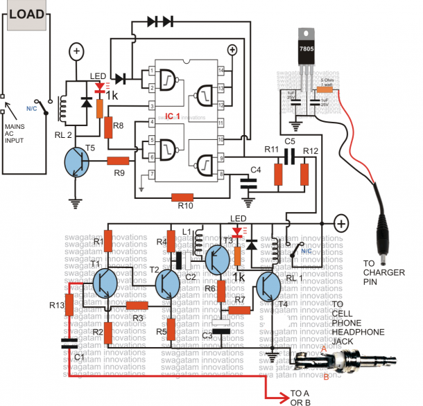 Wiring Machine  Mobile Circuit Diagram Pdf