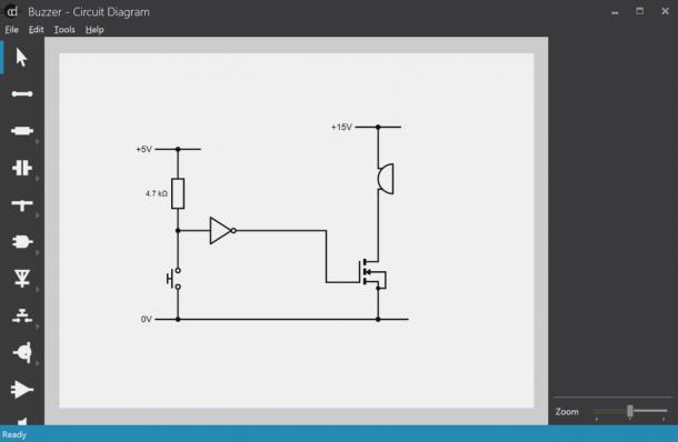 Attending Control System Block Diagram