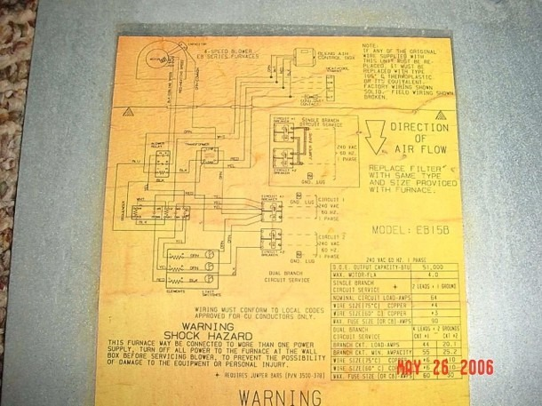 Fabulous Coleman Presidential Furnace Wiring Diagram Wiring Digital Resources Remcakbiperorg