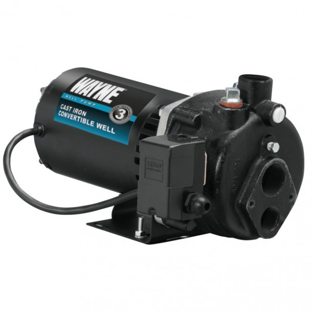 Choosing The Right Well Pump