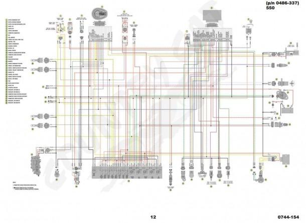 Arctic Cat 250 Parts Diagram