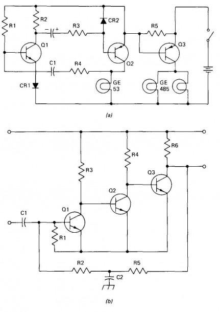 Electronics Schematic Diagram