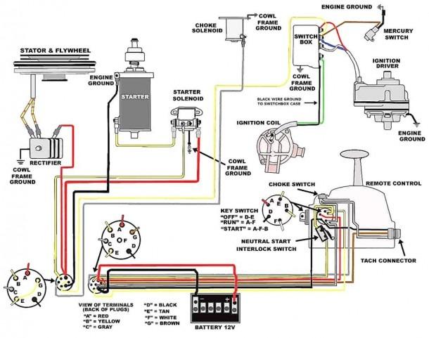 Evinrude Kill Switch Wiring Diagram