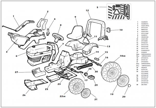 Auto Body Parts  Exterior Auto Body Parts Diagram