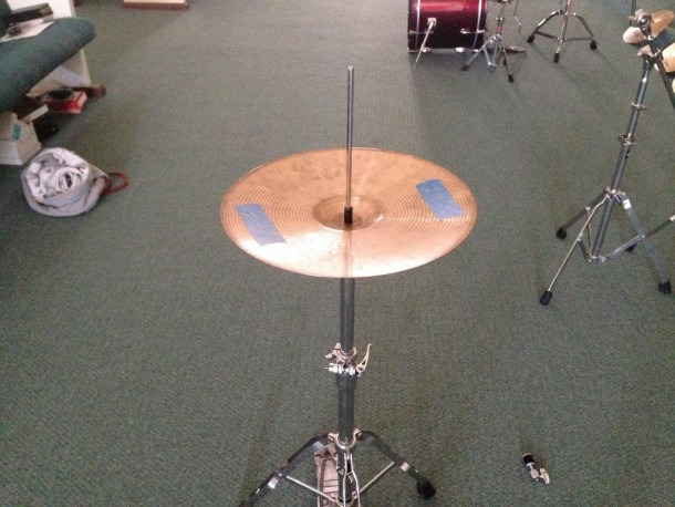 How To Assemble A Typical Drum Set  10 Steps