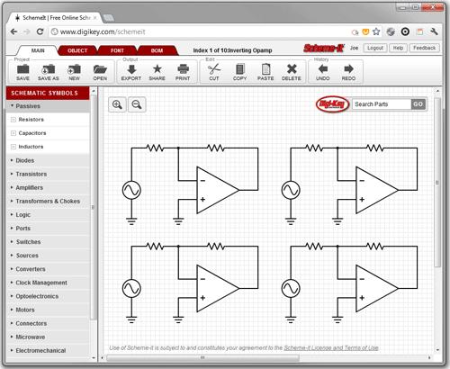 Circuit Diagram Program