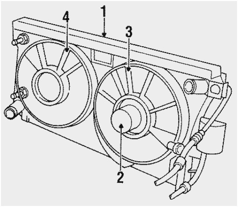 Ford Taurus Parts Diagram
