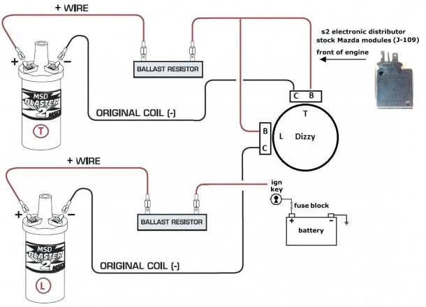 Coil Wiring Diagram Vw Beetle