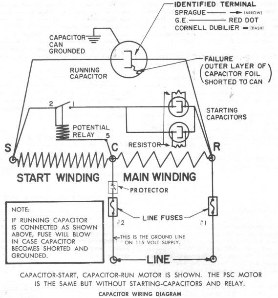hermetic compressor wiring diagram embraco  volvo 850