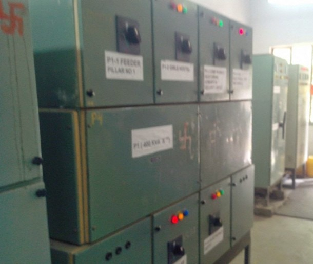 Vnit 11kv Indoor Substation