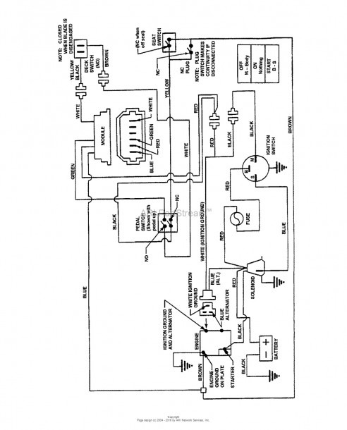 sears 26 horse kohler engine electrical diagram wiring