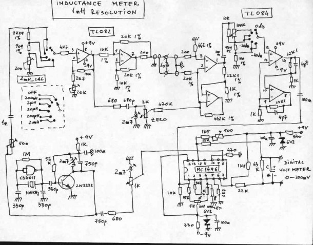 Lcr Meter Diagram