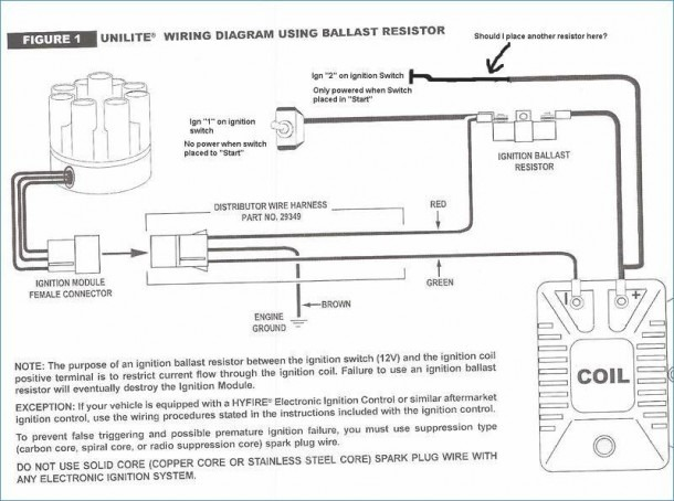 Wiring Diagram For Mallory Distributor Free Download