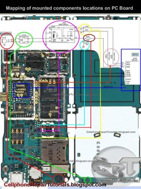 Mobile Circuit Diagram Pdf