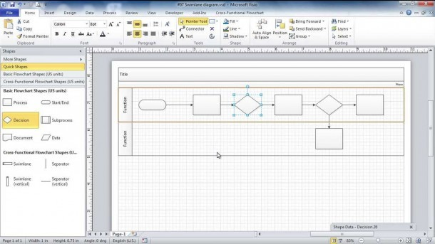 Getting Started With Visio 19