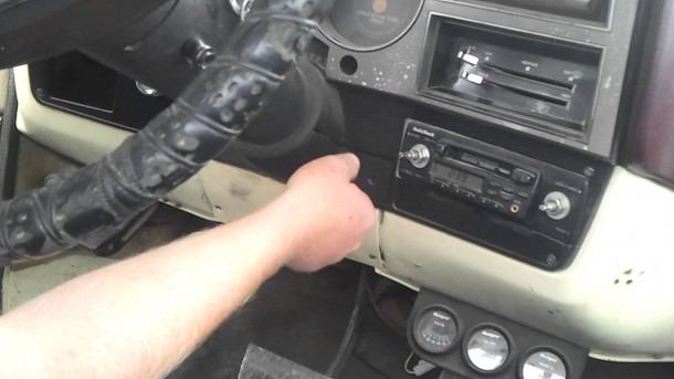 Car Audio Installation 87 Chevy Silverado Stepside Part 1