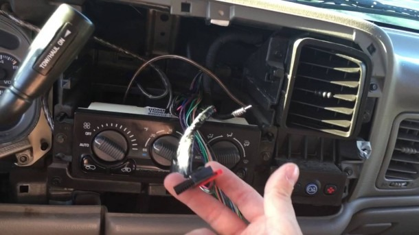 How To Install Aftermarket Stereo With A Stock Bose Sound System