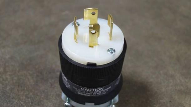 Bgb's Weekly Wire  Hubbell Twist Lock Plug