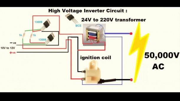 Make An Inverter