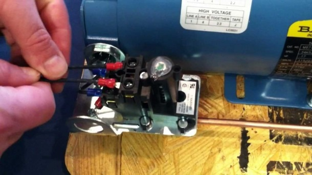 Proper Installation Wiring Procedure  Wiring To The Air