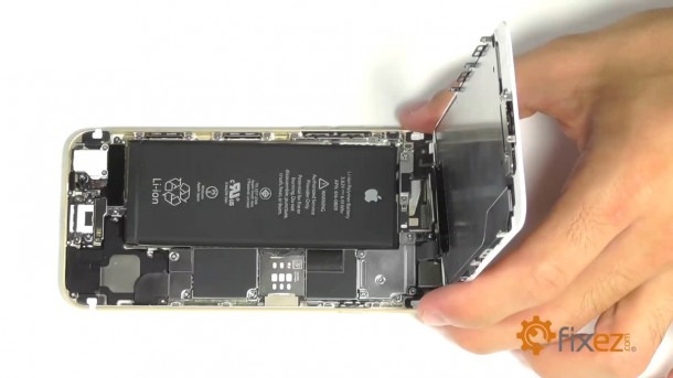 Iphone 6 Complete Teardown Video