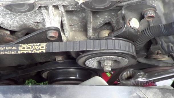 Nissan Frontier Belt Squeal