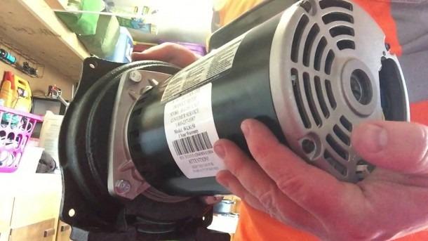 Wayne Wls150 Pump Assembly