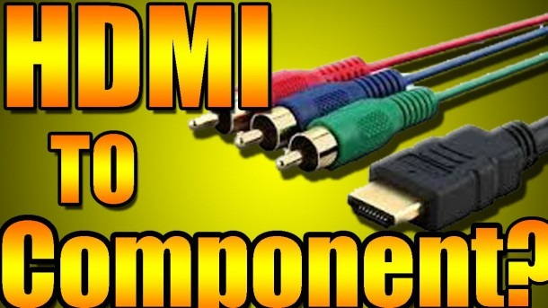 Hdmi Cable To Component Cable Fake ! Must Watch!