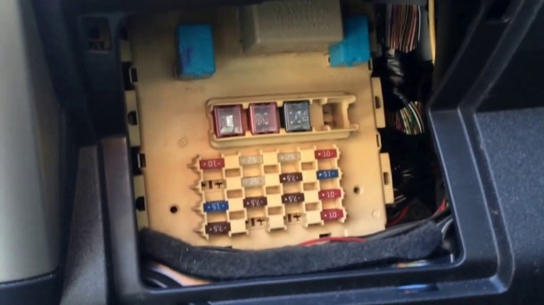 2007 Scion Tc Dash Fuse Box
