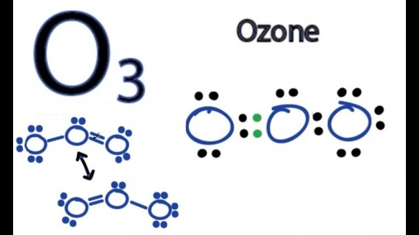 O3 Lewis Structure