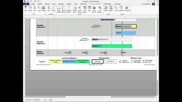Swimlane Timeline Introduction Video