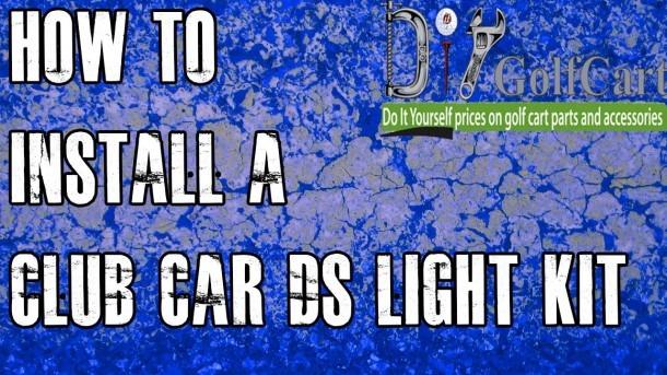 Club Car Light Kit