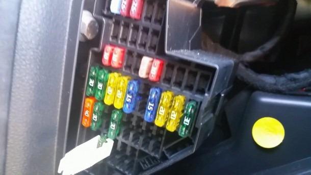 How To Check Cigarette Lighter Fuse Vw Passat 2012