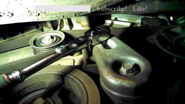 Serpentine Belt Replacement Ford Escape 2007 3 0l V6 Tribute