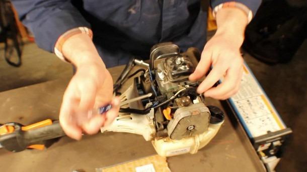 Stihl Fs 90r Trimmer Maintenance