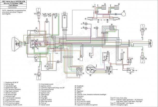 Mercury Switch Wiring