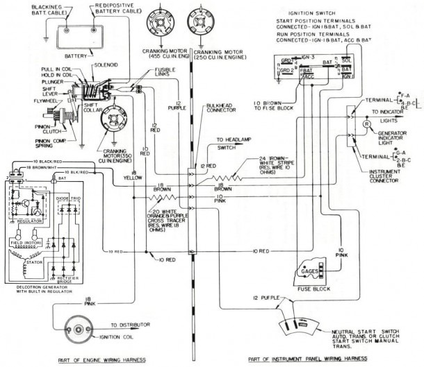 Automotive Voltage Regulator Wiring Di