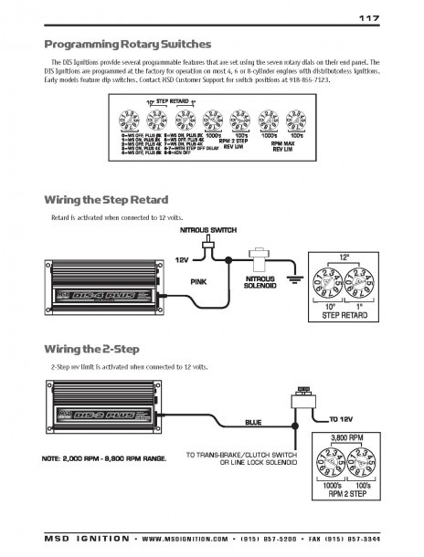 msd dis 4 wiring diagram wiring diagrams user MSD 5 Wiring Diagram