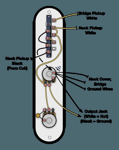 4 Way Tele Wiring