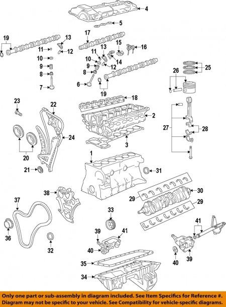 2004 Bmw X5 Engine Diagram