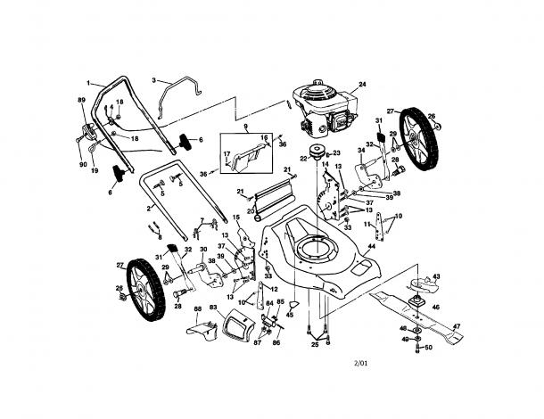 Honda Engine Gcv160 Parts Diagram