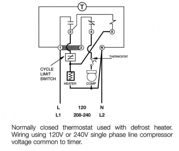 Paragon 8145 20 Wiring Schematic