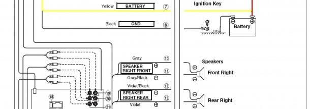 Pioneer Avic D3 Wiring Harness Diagram