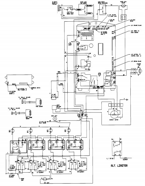 Precision Defrost Timer Wiring Diagram Unique Clock And Freezer To